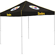 Pittsburgh Steelers 9 x 9 Colored Tent