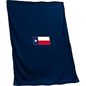 Logo State of Texas Flag Sweatshirt Blanket