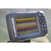 Lowrance HOOK2-4x Fish Finder with Bullet Transducer (000-14012-001)