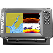 Lowrance HOOK2-7 SplitShot GPS Fish Finder with US Inland Maps