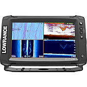 Lowrance Elite-9 Ti GPS Fish Finder with DownScan Transducer (000-13273-001)