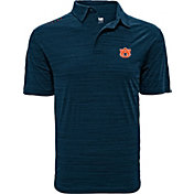 Levelwear Men's Auburn Tigers Blue Sway Polo
