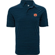 Levelwear Men's Auburn Tigers Blue Sway Polo