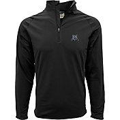 Levelwear Men's Arizona Wildcats Black Metro Quarter-Zip Pullover