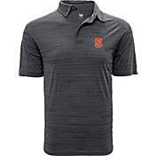 Levelwear Men's Syracuse Orange Grey Sway Polo
