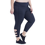 Marika Curves Women's Plus Size Adore High Rise Capris Leggings