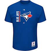 Majestic Men's Toronto Blue Jays Authentic Collection Royal T-Shirt