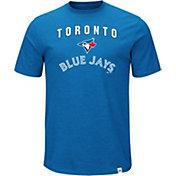 Majestic Men's Toronto Blue Jays Stoked Royal T-Shirt