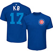 "Majestic Men's Chicago Cubs Kris Bryant ""KB"" MLB Players Weekend T-Shirt"