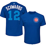 "Majestic Men's Chicago Cubs Kyle Schwarber ""Schwarbs"" MLB Players Weekend T-Shirt"