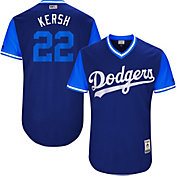"Majestic Men's Authentic Los Angeles Dodgers Clayton Kershaw ""Kersh"" MLB Players Weekend Jersey"