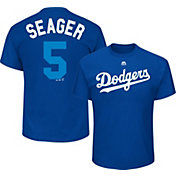 "Majestic Men's Los Angeles Dodgers Corey Seager ""Seager"" MLB Players Weekend T-Shirt"