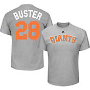 """Majestic Men's San Francisco Giants Buster Posey """"Buster"""" MLB Players Weekend T-Shirt"""