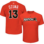 Majestic Men's 2017 National League Marcell Ozuna Home Run Derby T-Shirt