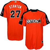 Majestic Men's 2017 National League Giancarlo Stanton Home Run Derby Cool Base Jersey