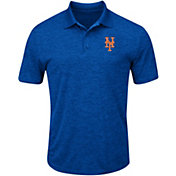Majestic Men's New York Mets Cool Base Royal Polo
