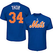 "Majestic Men's New York Mets Noah Syndergaard ""Thor"" MLB Players Weekend T-Shirt"