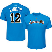 Majestic Men's 2017 American League Francisco Lindor Home Run Derby T-Shirt