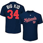 "Majestic Men's Washington Nationals Bryce Harper ""Big Kid"" MLB Players Weekend T-Shirt"