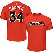 Majestic Men's 2017 National League Bryce Harper Home Run Derby T-Shirt