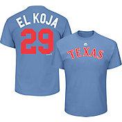 "Majestic Men's Texas Rangers Adrian Beltre ""El Koja"" MLB Players Weekend T-Shirt"