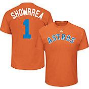 "Majestic Men's Houston Astros Carlos Correa ""Showrrea"" MLB Players Weekend T-Shirt"