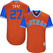 "Majestic Men's Authentic Houston Astros Jose Altuve ""Tuve"" MLB Players Weekend Jersey"