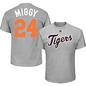 "Majestic Men's Detroit Tigers Miguel Cabrera ""Miggy"" MLB Players Weekend T-Shirt"
