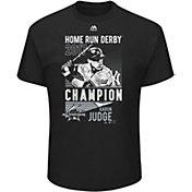 Majestic Men's Aaron Judge 2017 Home Run Derby Champion Black T-Shirt