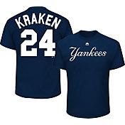 "Majestic Men's New York Yankees Gary Sanchez ""Kraken"" MLB Players Weekend T-Shirt"