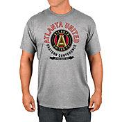 Majestic Men's Atlanta United Logo Gray T-Shirt