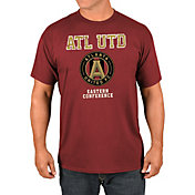 Majestic Men's Atlanta United Logo Red T-Shirt