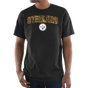 Majestic Men's Pittsburgh Steelers Heritage Camo T-Shirt