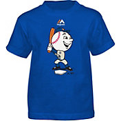 Majestic Toddler New York Mets Mascot Royal T-Shirt