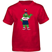 Majestic Toddler Boston Red Sox Mascot Red T-Shirt