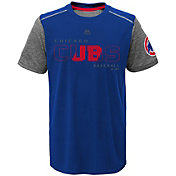 Majestic Youth Chicago Cubs Cool Base Club Series Royal Performance T-Shirt