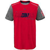 Majestic Youth St. Louis Cardinals Cool Base Club Series Red Performance T-Shirt