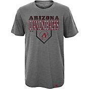 Majestic Youth Arizona Diamondbacks Heirloom Grey T-Shirt