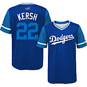 "Majestic Youth Los Angeles Dodgers Clayton Kershaw ""Kersh"" MLB Players Weekend Jersey Top"