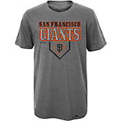 Majestic Youth San Francisco Giants Heirloom Grey T-Shirt