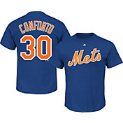 Majestic Youth New York Mets Michael Conforto #30 Royal T-Shirt