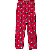 Majestic Youth Washington Nationals Team Logo Pajama Pants