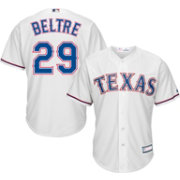 Youth Replica Texas Rangers Adrian Beltre #29 Home White Jersey