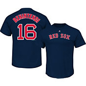 Majestic Youth Boston Red Sox Andrew Benintendi #16 Navy T-Shirt