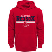 Majestic Youth Boston Red Sox Red MVP Hoodie