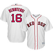 Youth Replica Boston Red Sox Andrew Benitendi #16 Home White Jersey