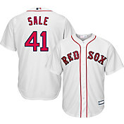 Youth Replica Boston Red Sox Chris Sale #41 Home White Jersey