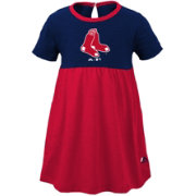Majestic Youth Girls' Boston Red Sox Twirl Dress