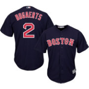Majestic Youth Replica Boston Red Sox Xander Bogaerts #2 Cool Base Alternate Navy Jersey