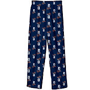 Majestic Youth Detroit Tigers Team Logo Pajama Pants